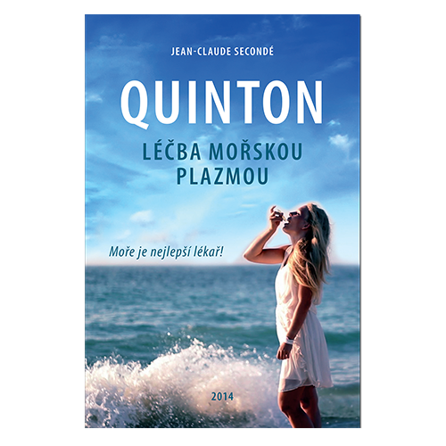 Quinton – liečba morskou plazmou